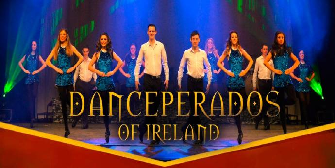 Adventskalender 2016 - Tag 21 - Danceperados of Ireland - Irish Music and Dance