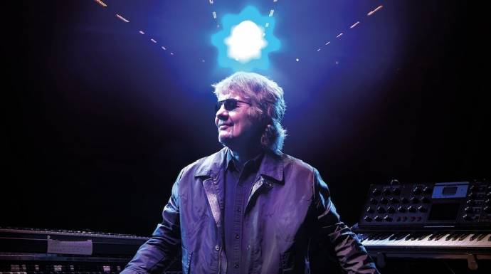 Don Airey - Deep-Purple-Keyboarder mit Top-Musikern auf Tour                   (C)Foto: Paul Bergen