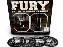 Fury In The Slaughterhouse - 30 – The Ultimate Best Of Collection