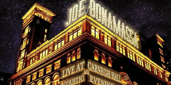 Joe Bonamassa - Live At Carnegie Hall – An Acoustic Evening