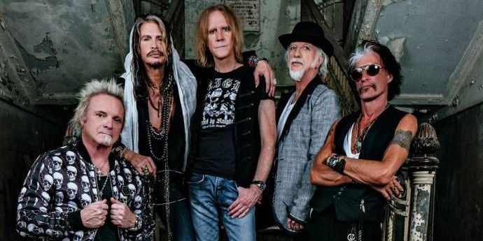 Aerosmith - Aero-Vederci Baby! European Tour - Time to Say Goodbye