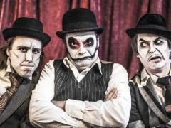 SOFA - Das Sommerfestival im Admiralspalast - The Tiger Lillies        (C)Foto: photo-graphic-art.at