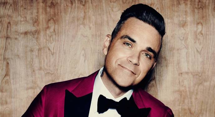 Robbie Williams - The Heavy Entertainment Show - 2017 LIVE in Berlin
