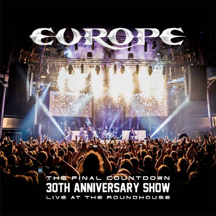 EUROPE - 30th Anniversary Show der Final Countdown Tour - Live aus London