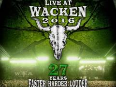Live At Wacken 2016 - 27 Years Faster: Harder: Louder - Festivalstimmung at Home