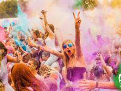 Holi Festival of Colours 2017 - Das farbenfrohe Festival in Berlin