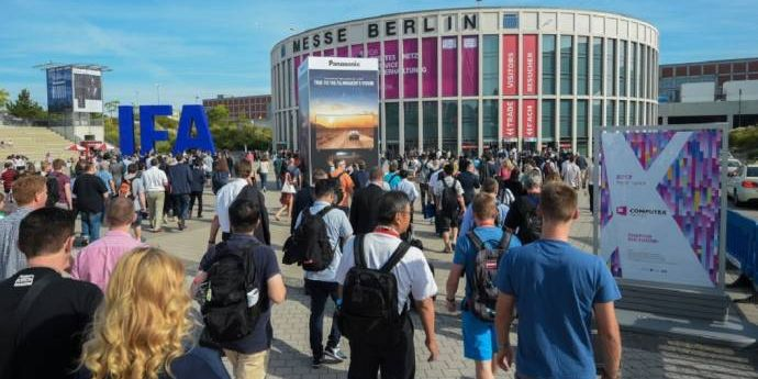 IFA 2017 - Digitale Innovationen für alle Lebensbereiche                       (C)Foto: Messe Berlin