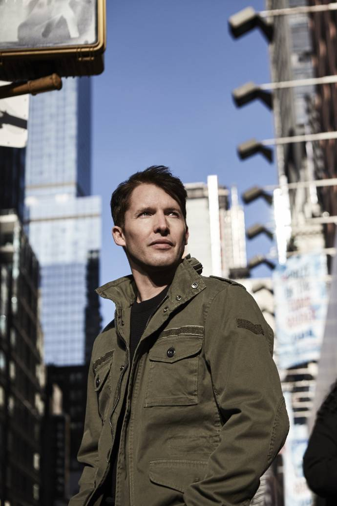 James Blunt - The Afterlove Tour - Der sympatische Singer-Songwriter