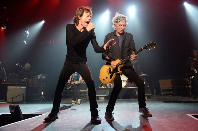 The Rolling Stones - From The Vault - Sticky Fingers: Live At The Fonda Theatre (C):Foto:Kevin Mazur