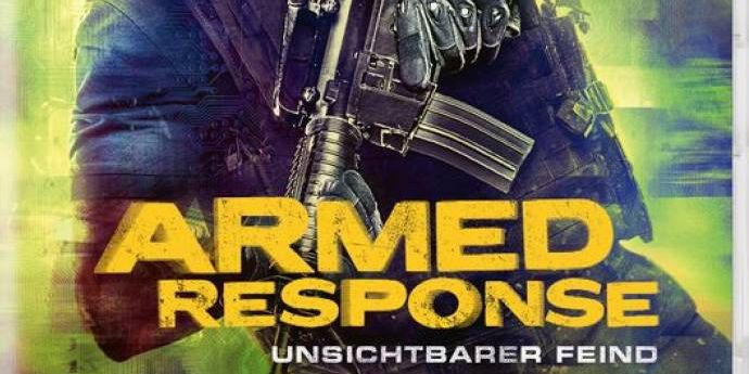 Armed Response - Unsichtbarer Feind - Horror-Thriller mit Wesley Snipes