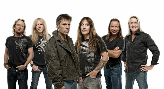 Iron Maiden - European Tour 2018 - Open Air in der Waldbühne