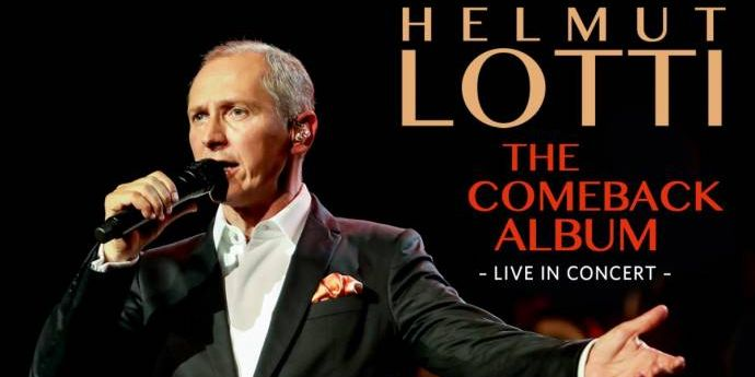Helmut Lotti - The Comeback Album – Live in Concert