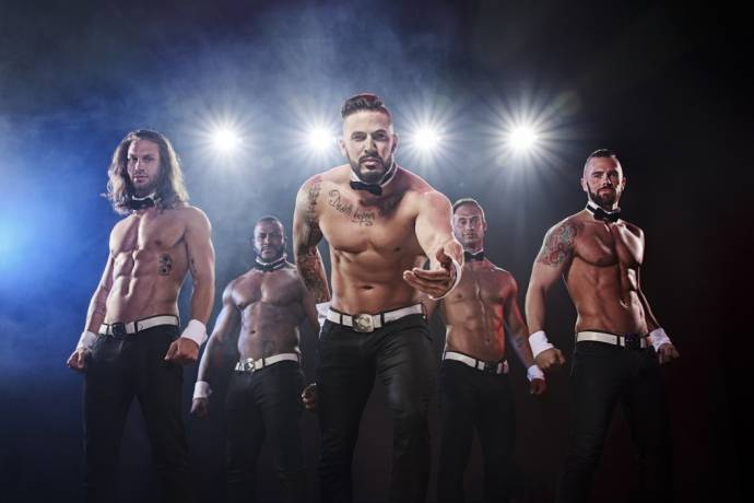 Adventskalender Chippendales