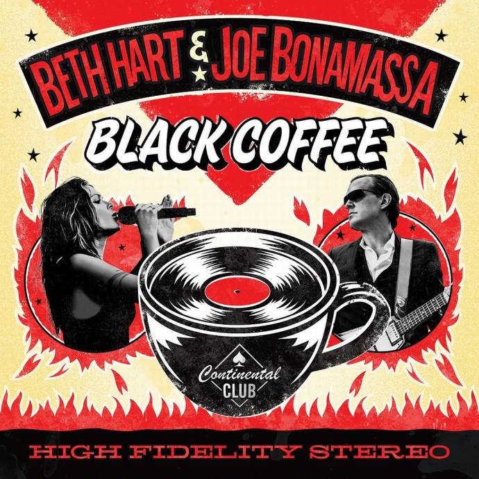 Beth Hart & Joe Bonamassa - Black Coffee - Neues Album der Bluesrock-Duo