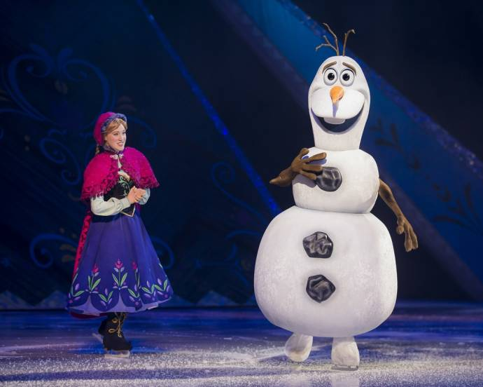 Adventskalender 2017 - Tag 16 - Disney On Ice - Fantastische Abenteuer 2018          (C)Foto: Disney