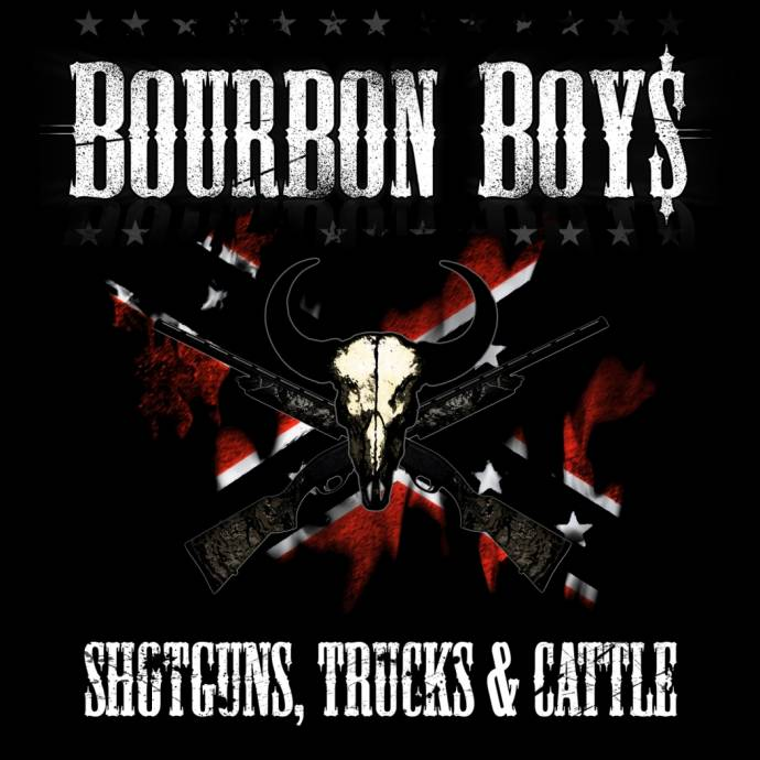 Bourbon Boys – Metal-Band goes Country-Rock