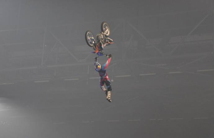 NIGHT of the JUMPs 2018 - Freestyle Motocross in Berlin