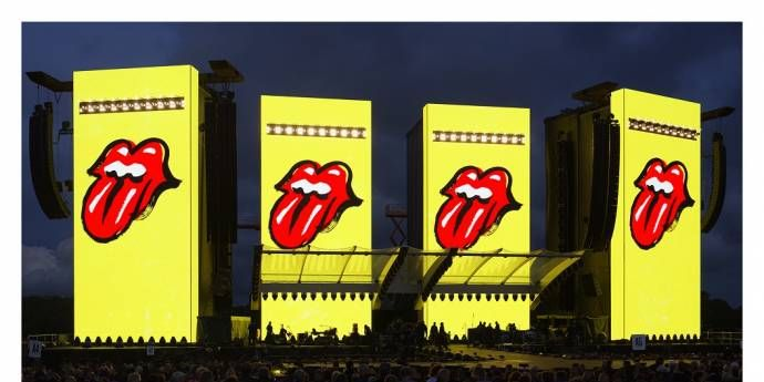 The Rolling Stones - No Filter Tour 2018 - Sie kommen nach Berlin             (C)Foto: Manfred Vogel