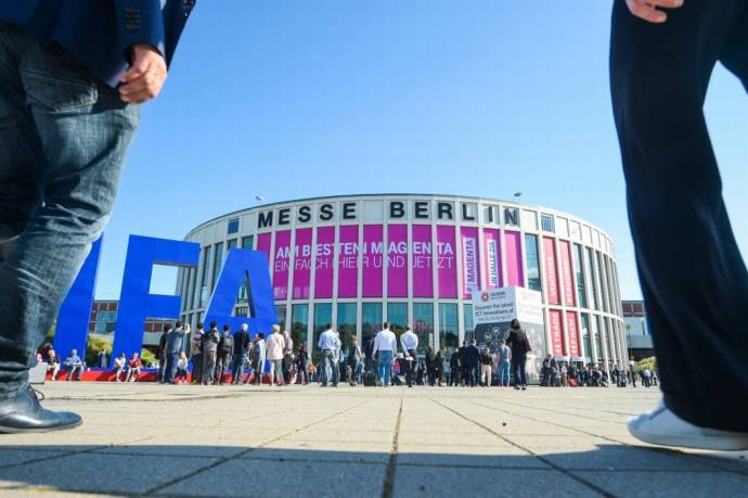 IFA 2018 - Neue Trends & Technologien in der Technikhauptstadt Berlin         (C)Foto: Messe Berlin