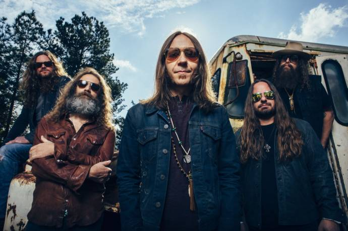 Blackberry Smoke - Find A Light Tour 2018 - Die Südstaaten-Country-Rocker (C)Foto: David McClister