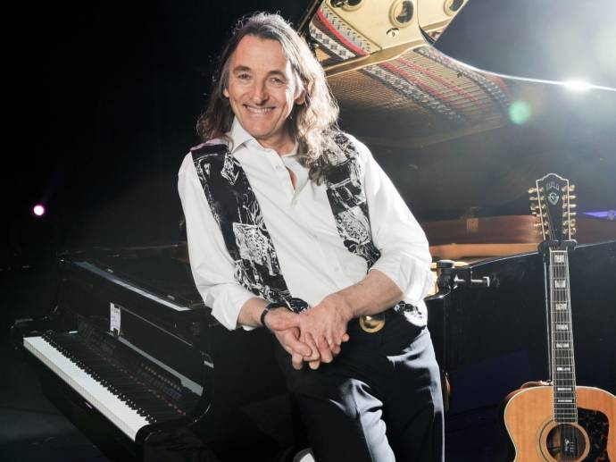 Supertramps's Roger Hodgson - Breakfast in America Tour                       (C)Foto: Veranstalter