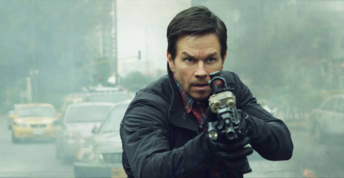 Mile 22 - Action-Blockbuster mit Mark Wahlberg                              (C)Foto: Universum Film