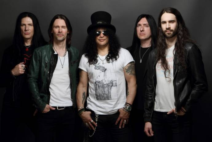 Slash Ft. Myles Kennedy & The Conspirators - Europatour mit Gig in Berlin      (C)Foto: Veranstalter