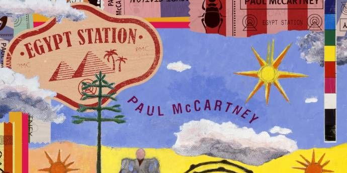 Paul McCartney - Egypt Station - Spitze der Albumcharts erobert
