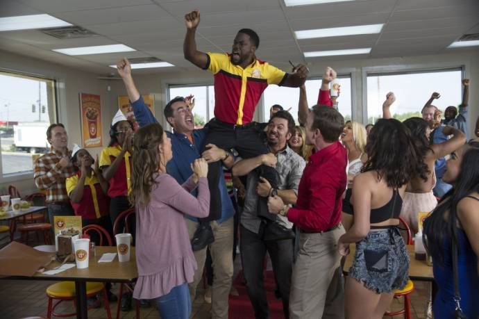 Night School - Komödien-Highlight mit Kevin Hart                     (C)Foto: 2018 Universal Studios
