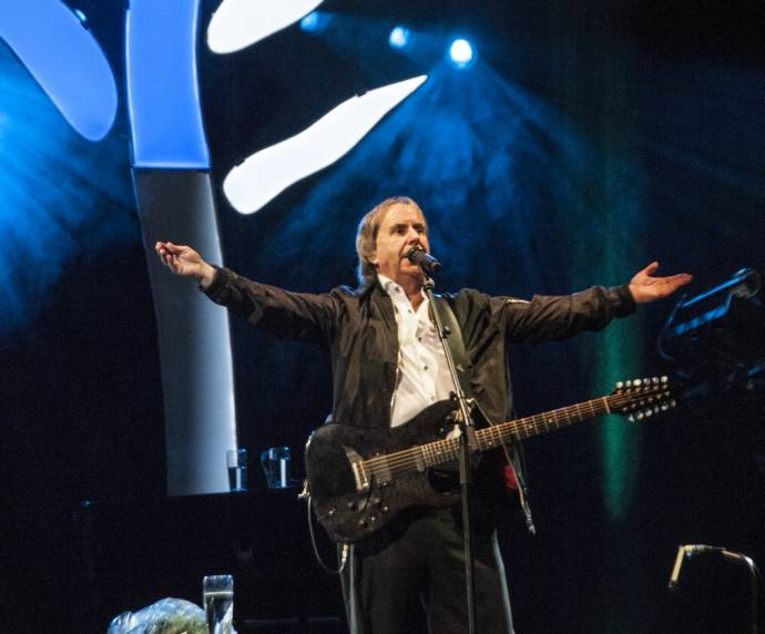 Chris de Burgh & Band - Zwei Top-Ten Alben komplett live                    (C)Foto: River Concerts