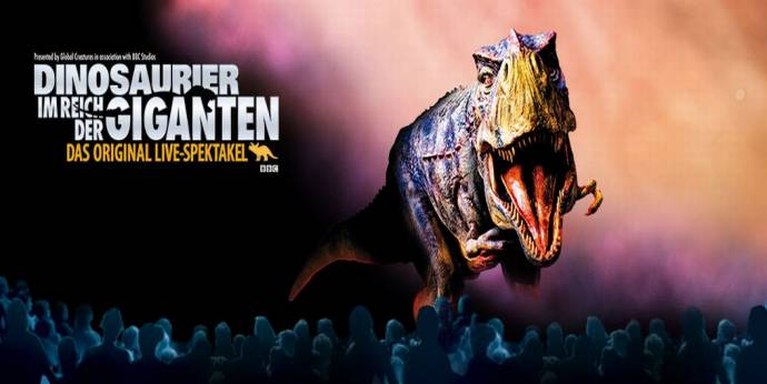 adventskalender 2018 - tag 20 - dinosaurier - im reich der giganten