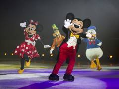 Disney on Ice - Die wundervolle Welt kommt nach Berlin          (C)Foto: Feld Entertainment / Disney