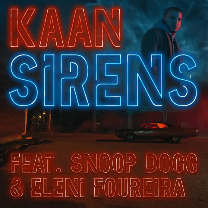Kaan feat. Snoop Dogg & Eleni Foureira - Sirens - Hommage an Eurythmics