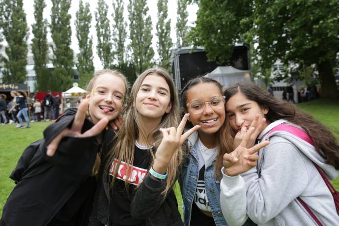 YOU Summer Festival 2019 - Lifestyle, Sport und Bildung in einem coolen Event  (C)Foto: Messe Berlin