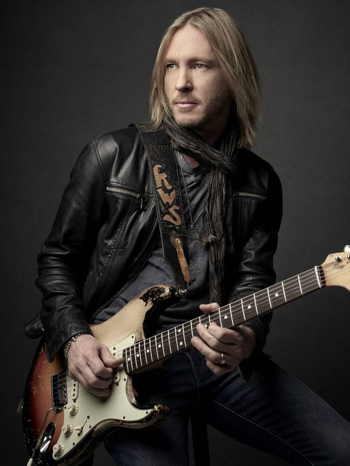 Kenny Wayne Shepherds - The Traveler - Mehr Ecken, Kanten und mehr Rock'n'Roll (C)Foto: Mark Seliger
