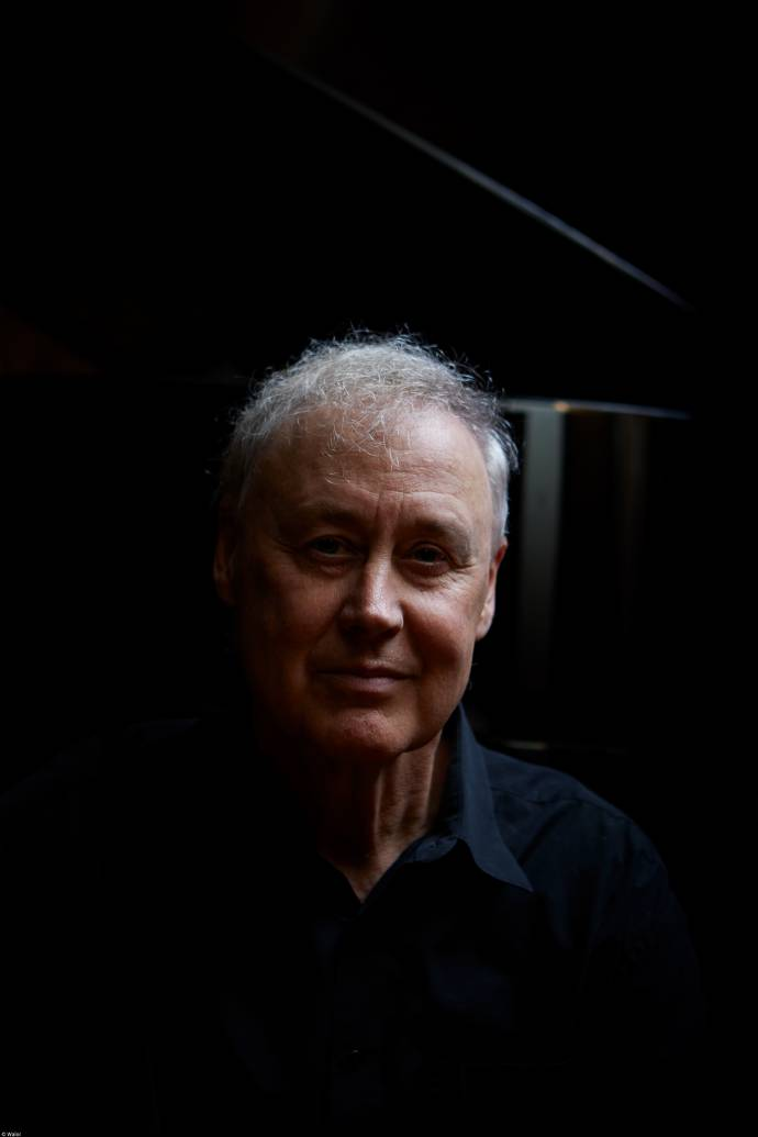 Bruce Hornsby - The Greatful Dead Mitglied solo on Tour in Berlin (C)Foto: Sarah Walor