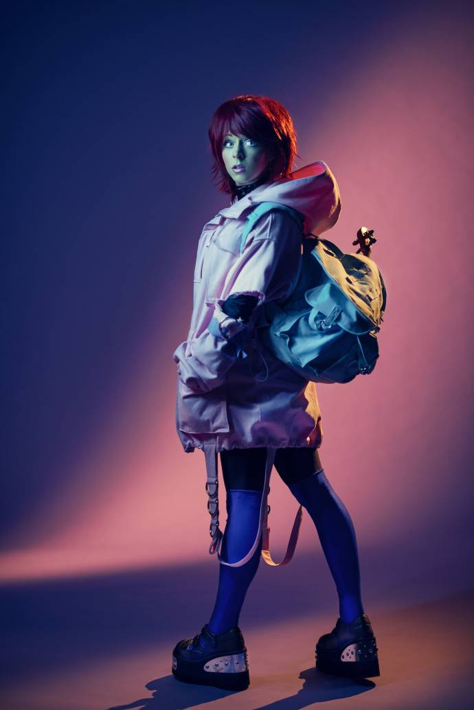 Lindsey Stirling - Single Underground - Vorbote des Album Artemis                       (C)Foto: BMG