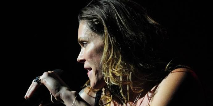Beth Hart in Berlin - Powerfrau mit Powerstimme und 100% Emotion (C)Foto: BerlinMagazine.de