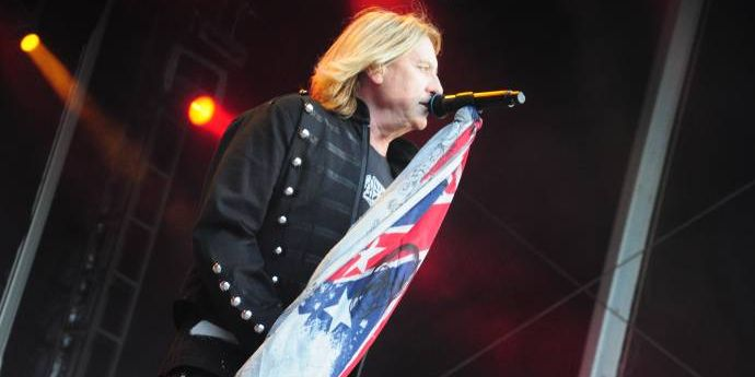 Def Leppard with Special Guest Europe - Power-Rock im Doppelpack           (C)Foto:BerlinMagazine.de