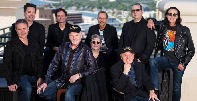 The Beach Boys - Now and Then - One Night all the Hits Tour 2019 in Berlin     (C)Foto: MAWI Concert