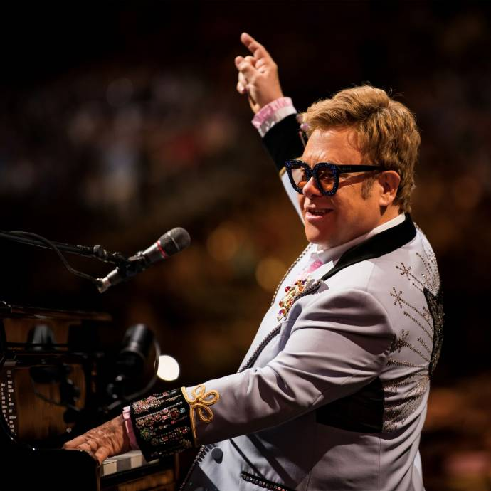 Elton John - Farewell Yellow Brick Road - Zum Abschied 2 Konzerte in Berlin(C)Foto: Ben Gibson Photo