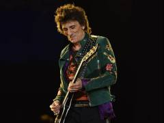 Ronnie Wood - Mad Lad - Der Rolling Stone veröffentlicht Chuck Berry Tribute (C)Foto: David J Hogan