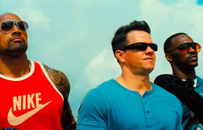 PAIN & GAIN: DER Action-Blockbuster mit All-Star-Besetzung