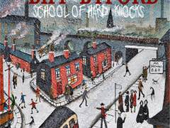 Biff Byford - School Of Hard Knocks - Soloalbum des legendären Saxon Sängers