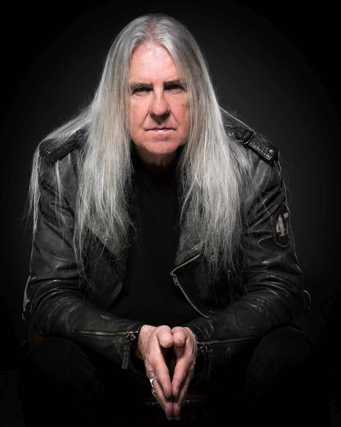 Biff Byford - School Of Hard Knocks - Soloalbum des legendären Saxon Sängers          (C)Foto: Press