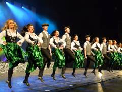 Adventskalender 2019 - Tag 13 - Danceperados - Irische Stepptanz-Show       (C)Foto: Georg Eisenhuth