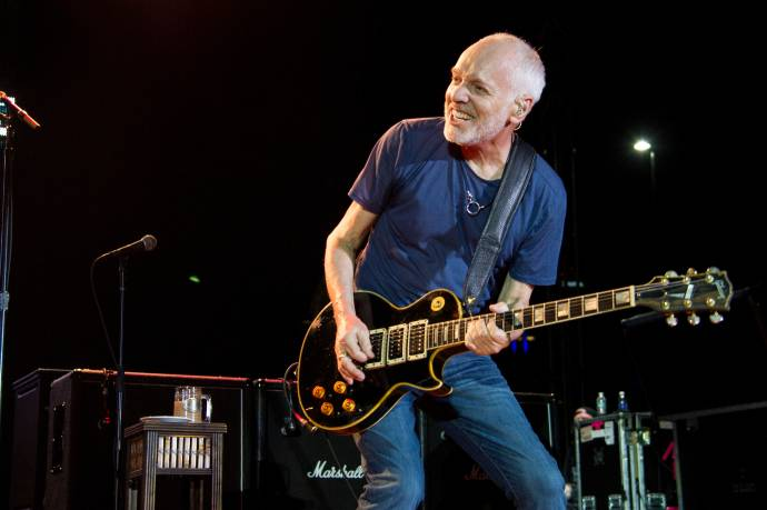Peter Frampton - Finale: The Farewell Tour - Ein allerletztes Mal in Berlin    (C)Amy Nichole Harris