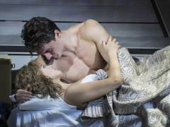 Dirty Dancing - The Classic Story on Stage - Die Liebesgeschichte in Berlin   (C)Foto: Alastair Muir