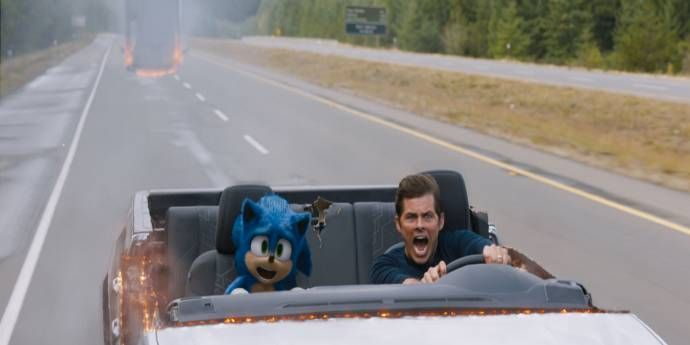 Sonic the Hedgehog (C)Foto: Courtesy Paramount, 2019 Paramount Pictures and Sega of America, Inc.