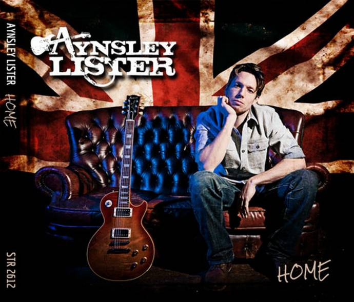 "Aynsley Linster – Neues Album ""HOME"""